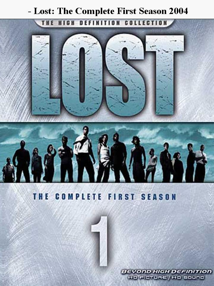Lost: The Complete Second Season 2004