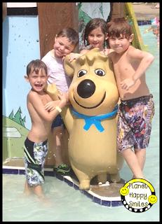 Jellystone, Yogi Bear ~ Planet Happy Smiles