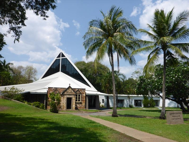 Kerk in Darwin