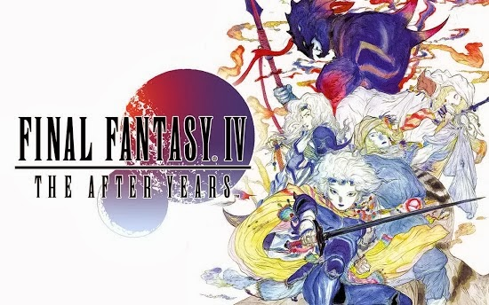Final Fantasy IV After Years Apk + Data
