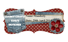 Yay!!! April 2013 Guest Designer!