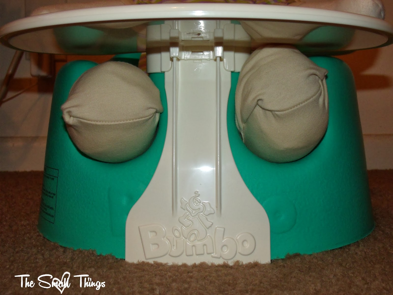 Bumbo Floor Seat and Play Tray ReviewGiveaway GiftGuide
