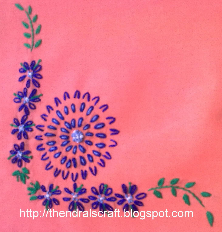 KK Arts and Crafts: February Vintage Pattern Stitchalong- My version