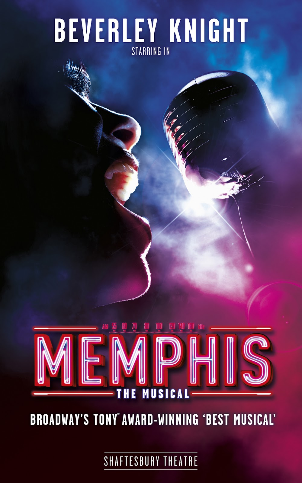 Memphis Poster Beverly Knight