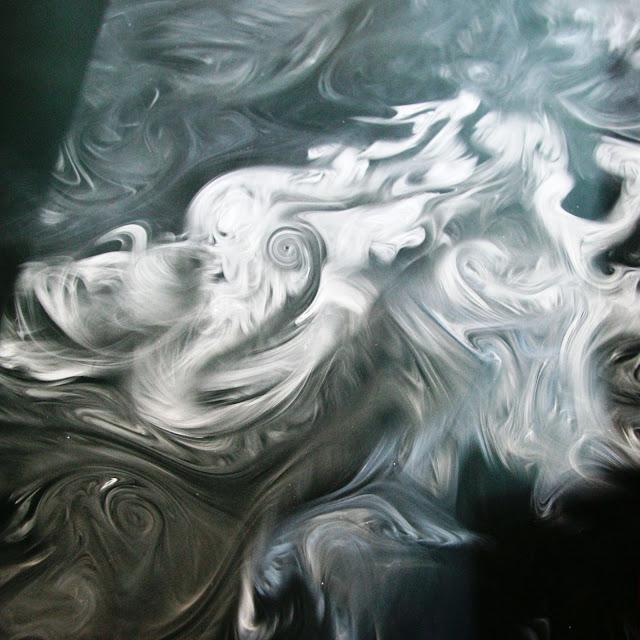 Nubes de emoción y pensamiento - Fotografía de Delia Govantes