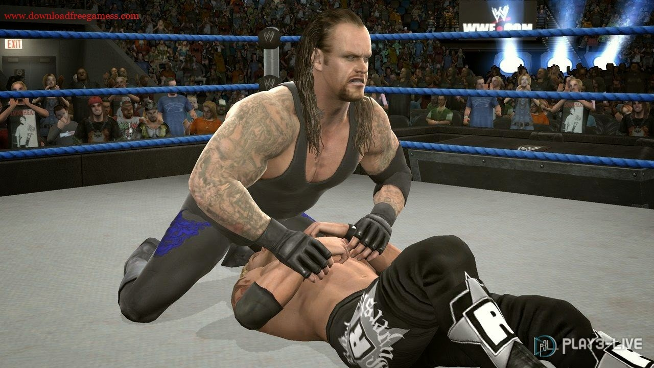 Pc Game Smackdown vs raw 2009 Download