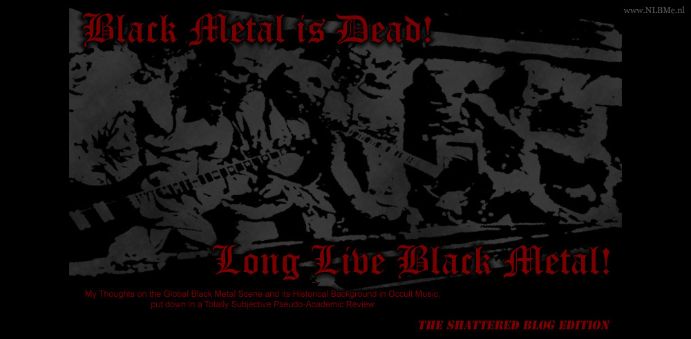 Black Metal is Dead! Long Live Black Metal!