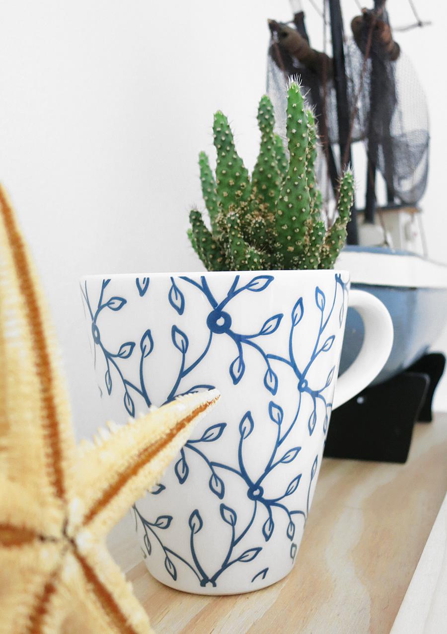 Dec orar en familia_Colaboración con Villeroy & Boch: Plantas en la vajilla
