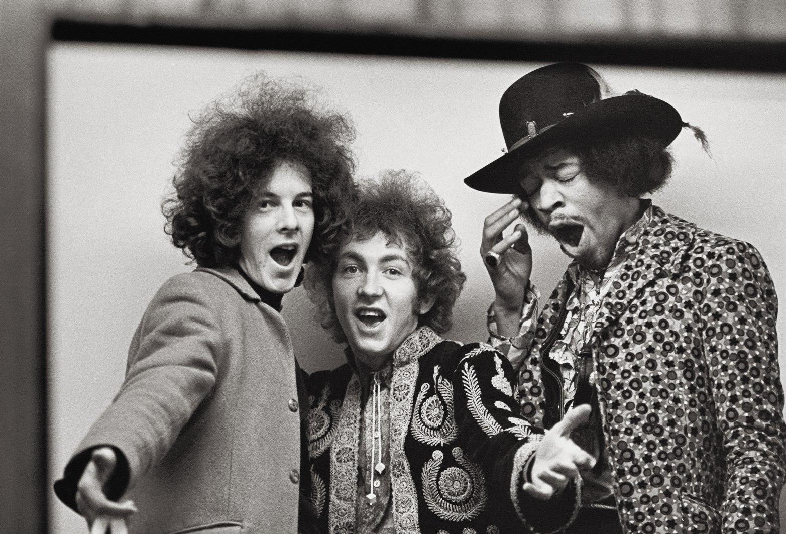 Jimi Hendrix Experience, The - The Jimi Hendrix Experience