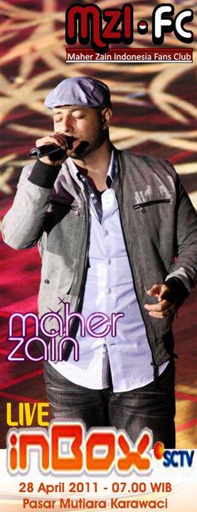 Di bulan April 2011 Maher merilis album debutnya di Indonesia di bawah