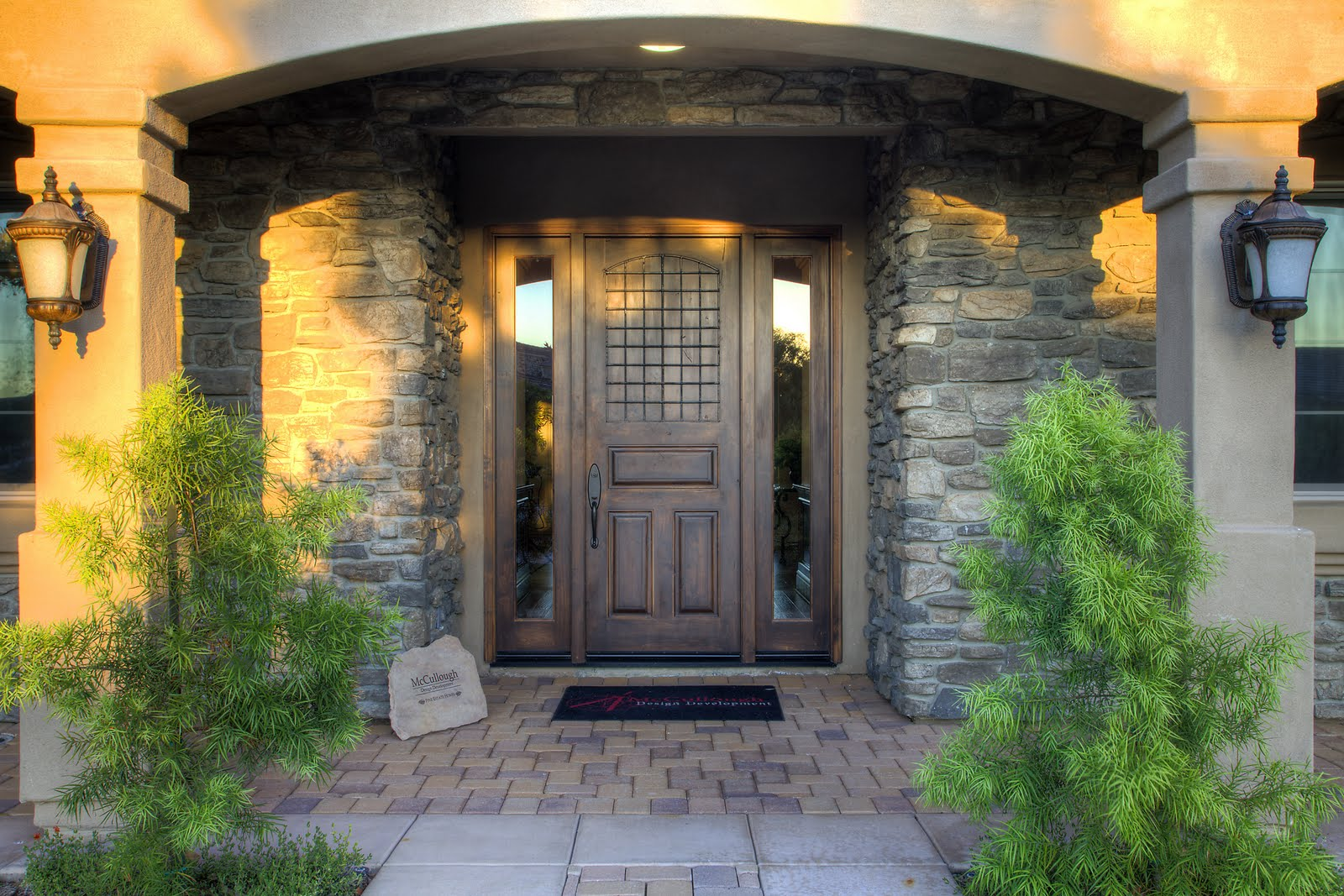1067 #BF820C Our Standard Front Doors Are Custom Designed Of Solid Alder Wood And  save image Solid Front Doors For Homes 44171600