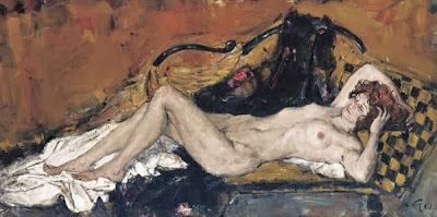 Yuri Kalyuta painting