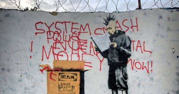 Graffiti essay art crime