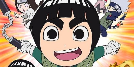 Rock Lee : Les Péripéties d'un Ninja en Herbe, Manga, Actu Manga, Kenji Taira, Kazé Manga,