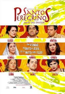 Santos Peregrinos Poster