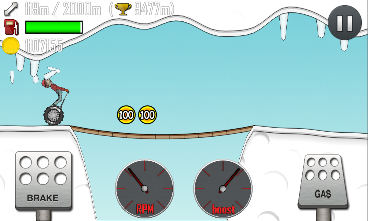 Games Android Hill Climb Racing yang Asik - 3