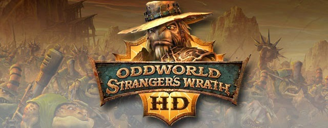 Oddworld Stranger's Wrath Hd Working