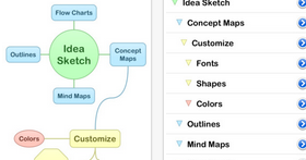 5 Terrific Mind Mapping Apps for iPad