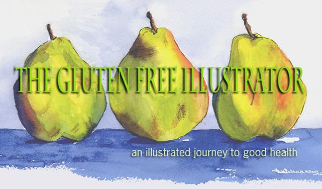 The Gluten Free Illustrator