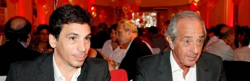 Dario Santilli, Rodolfo D'Onofrio, River, River Plate, Asamblea de Representantes de Socios, Presidente, Elecciones 2013, Fiesta sexto aniversario de Nuevos Dirigentes, Nuevos Dirigentes,