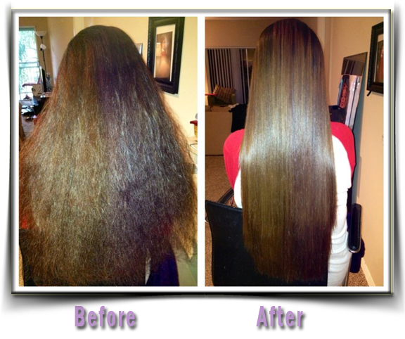 Prevent hair loss after keratin treatment