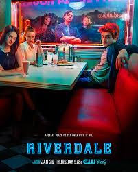 Assistir Riverdale 2 Temporada Online Dublado e Legendado