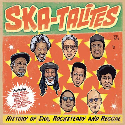 THE SKATALITES - History of Ska, Rocksteady and Reggae