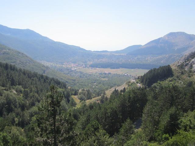 Njegusi, small villages in Montenegro