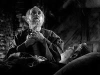 Blind man prays © 1935 Universal Studios