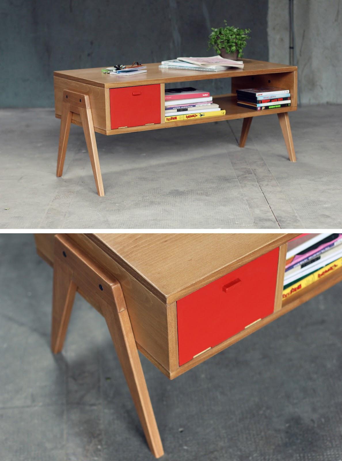 DE DERRIÈRE LES FAGOTS la table basse ou le meuble télé  400 euros -> Table Basse Avec Télé