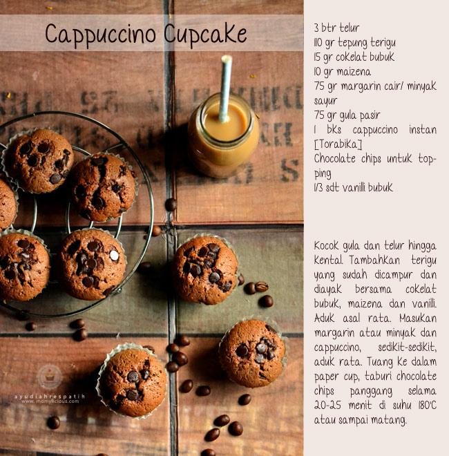 Cappuccino Cupcake