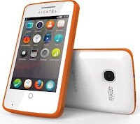 Firefox OS Alcatel One Touch Fire