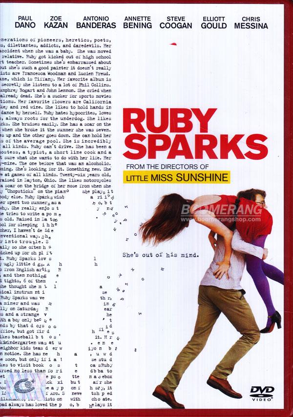 Ruby Sparks (2012) เขียนเธอให้เจอผม  [DVD5][Master]-[พากย์ไทย]