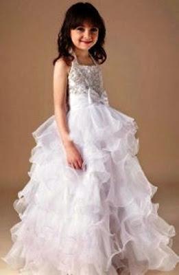 Model Gaun Pesta Anak Perempuan Cantik