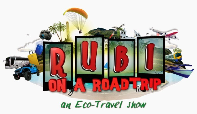 Rubi On A Roadtrip (ROAR),  The First Eco-Travel Show in Philippines
