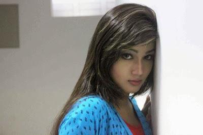 Bangladeshi actress Mahiya Mahi