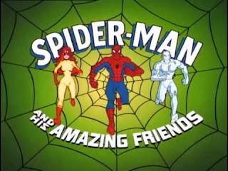 Serie Hombre Araña y sus sorprendentes amigos Dibujos Animados