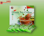 Green Tea Coffee (Pure) Packing : 20 Sticks X 25g