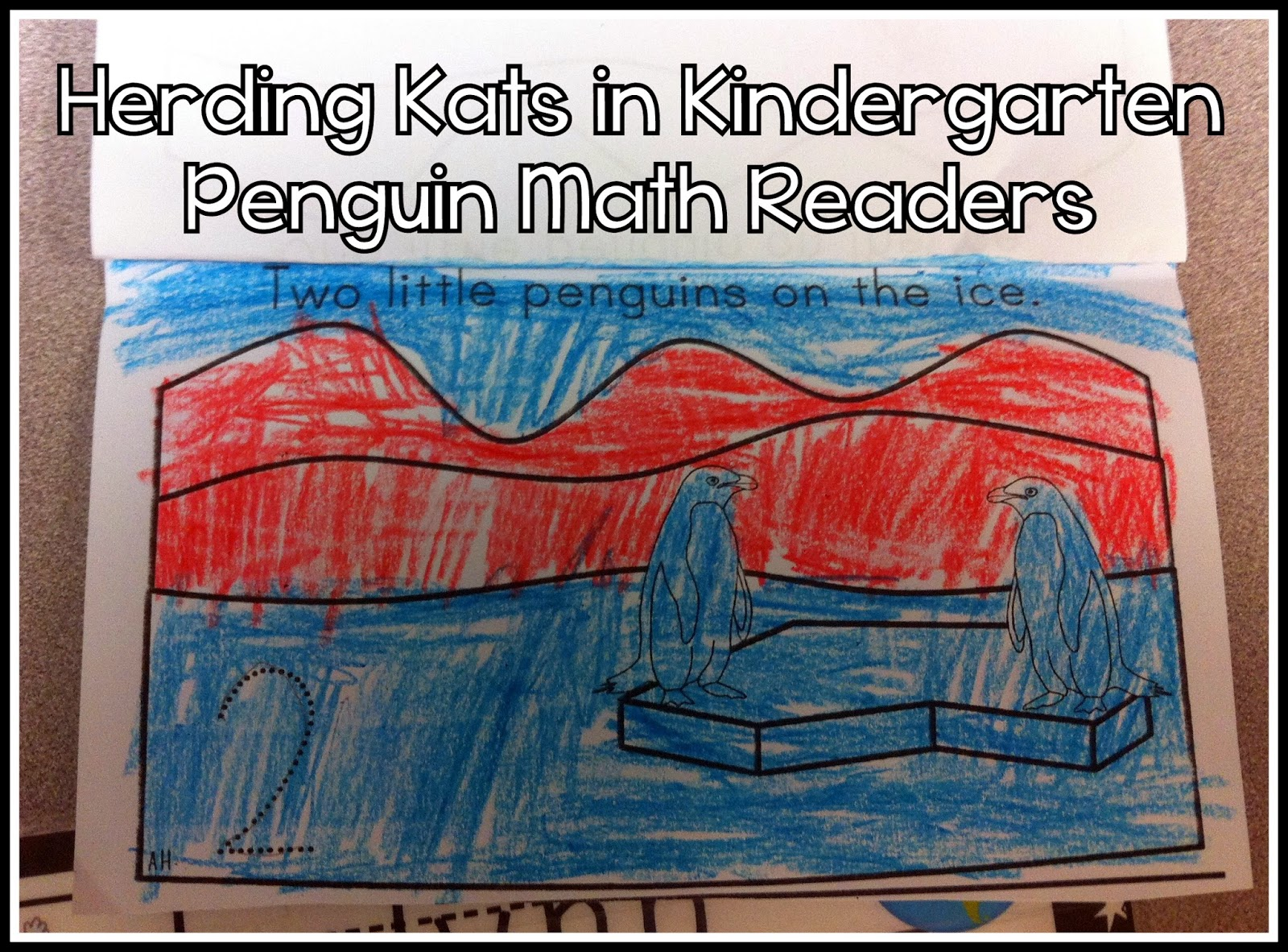 https://www.teacherspayteachers.com/Product/Penguin-Early-Math-Emergent-Readers-1659330