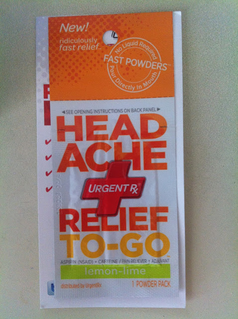 new relief for headaches