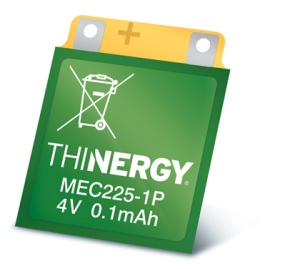 Storage Battery Solutions for Energy Harvesting Applications