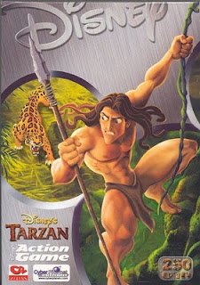 Game Adventure Tarzan