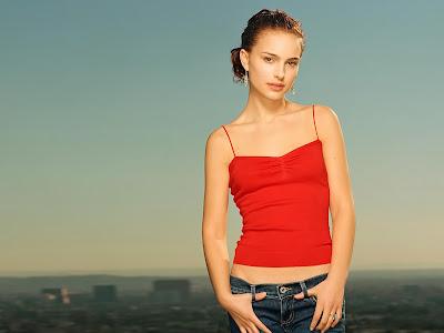 Natalie Portman Hollywood Actress Hd Wallpaper 2013