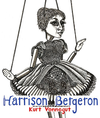 the plot in the short story harrison bergeron by kurt vonnegut Find an answer to your question read the following excerpt from kurt vonnegut's short story harrison bergeron: the year was 2081, and everybody was finally eq.
