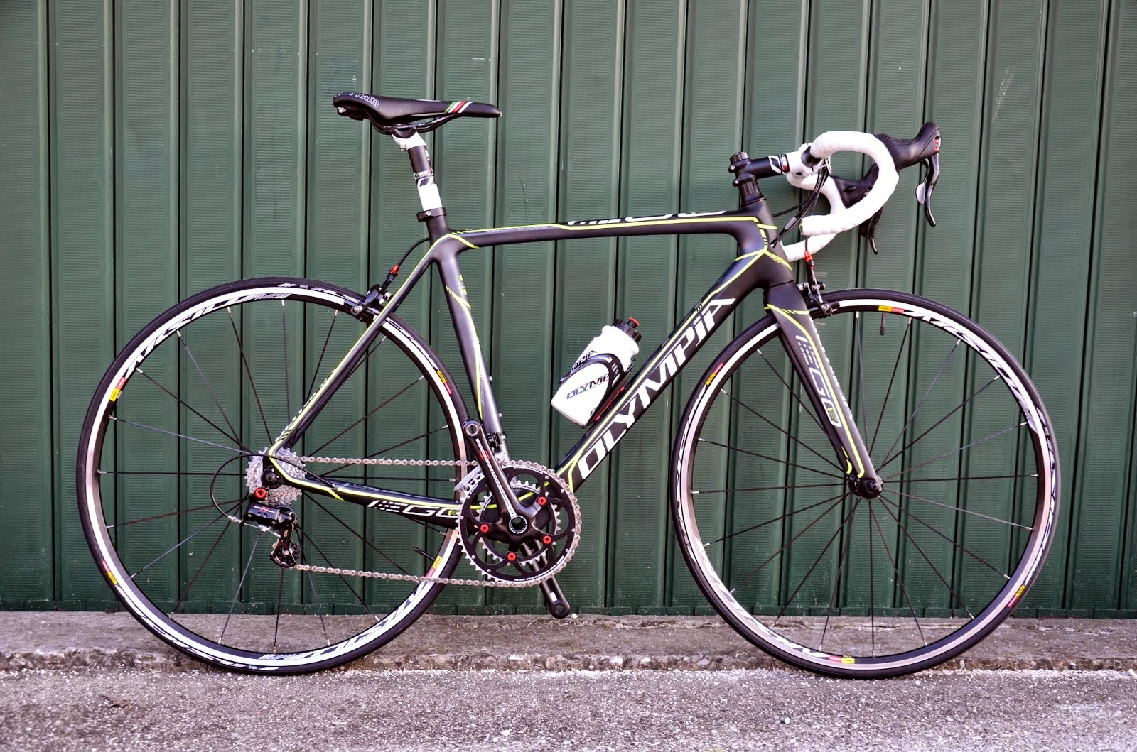 bike rental granfondo rome