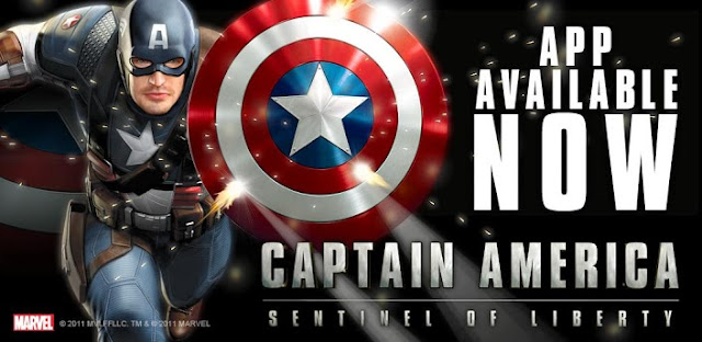 Captain America Android