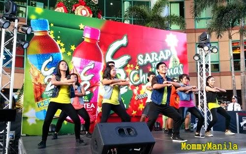 """C2 """"Sarap Ng Christmas"""" Tree-Making Contest"""