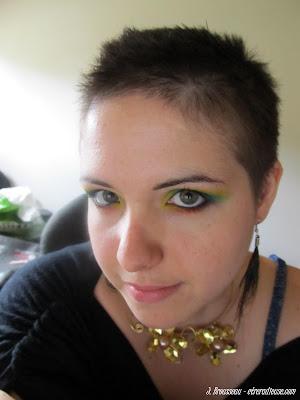 Maquillage avec Sugarpill!