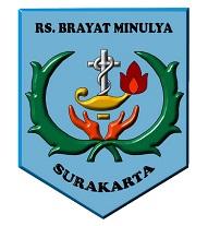Logo Rumah Sakit Brayat Minulya