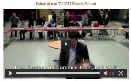 ECHECs et MAT TV